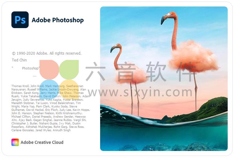 Adobe Photoshop 2021 v22.1.1.138 绿色精简版