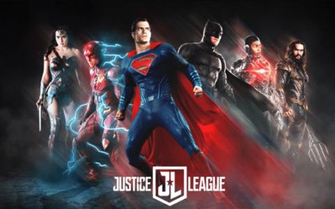 《正义联盟》扎克·施奈德版 2021年 4K 蓝光 HDR 画质